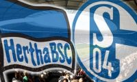 Bundesligawedstrijd voetbal Schalke 04-Hetha BSC weekend van 3 maart 2018