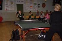 Bettine Vriesekoop enthousiast over tafeltennistalent 2